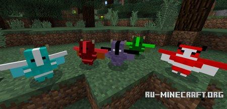 Скачать Demon Pets для Minecraft PE 1.5