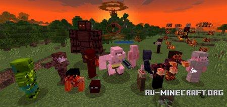 Скачать Biome: Project для Minecraft PE 1.6