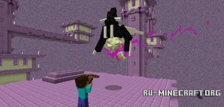 Скачать Enderking для Minecraft PE 1.5