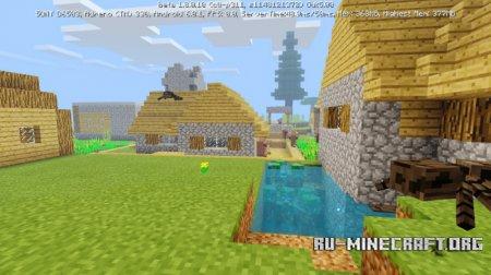 Скачать Kuri Shaders для Minecraft PE 1.6