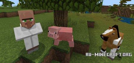 Скачать Faithful Bedrock Edition для Minecraft PE 1.7