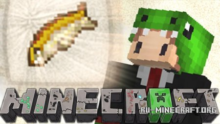 Скачать Goldfish Myth для Minecraft 1.11.2