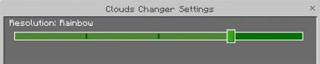 Скачать Clouds Changer для Minecraft PE 1.6