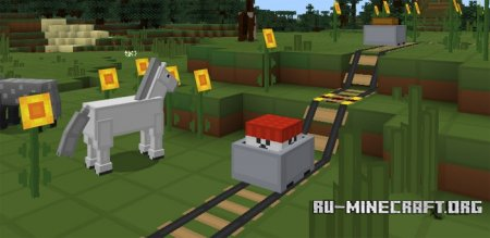 Скачать 3t3-Simple [16x16] для Minecraft PE 1.6
