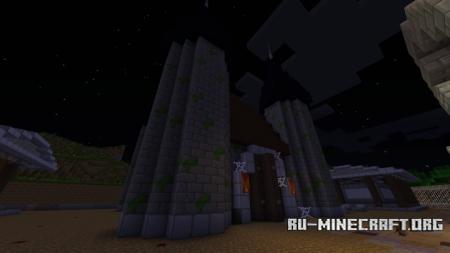Скачать Massive Graveyard для Minecraft