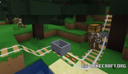 Скачать MCMojang (Unofficial) для Minecraft PE 1.4