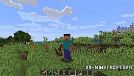 Арбалет в Minecraft 1.14