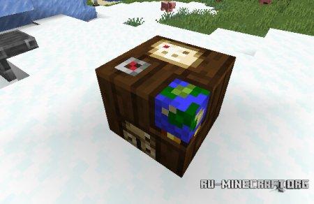 Картографический стол в Minecraft 1.14