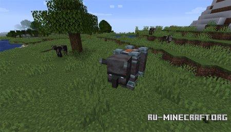 Чудище разбойника в Minecraft 1.14 (2)