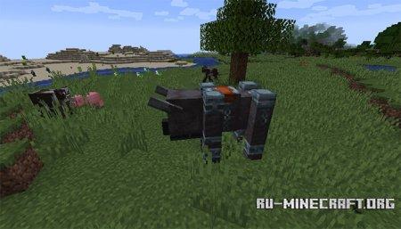 Чудище разбойника в Minecraft 1.14 (1)