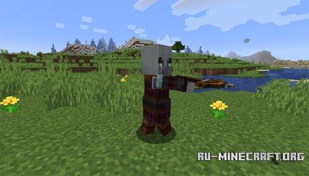 Разбойник в Minecraft 1.14 (2)