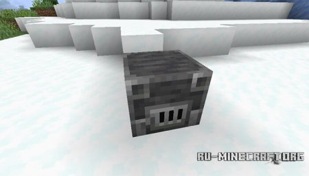 Плавильная печь в Minecraft 1.14