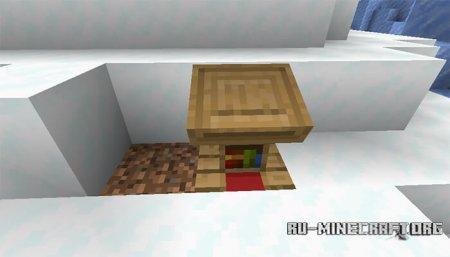 Кафедра в Minecraft 1.14