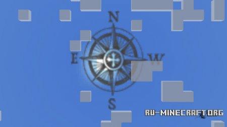 Скачать SkyCompass для Minecraft PE 1.8
