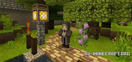 Скачать SummerFields [32x32] для Minecraft PE 1.7