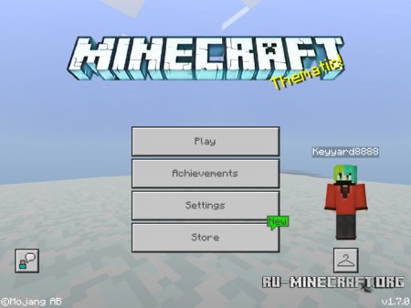 Скачать Chirstmas Pack для Minecraft PE 1.8