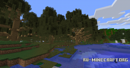Скачать CaveBiomes для Minecraft 1.10.2