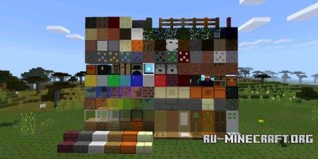 Скачать SimpleTextures [16x16] для Minecraft PE 1.8
