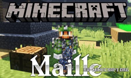 Скачать Maille для Minecraft 1.10.2