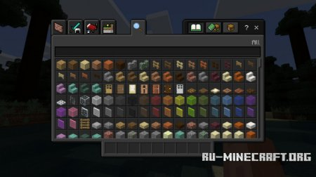 Скачать Dark Mode для Minecraft PE 1.8