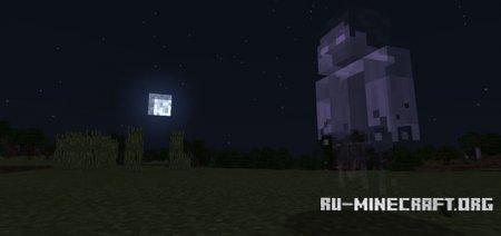 Скачать Ghost Addon для Minecraft PE 1.8