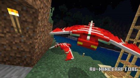 Скачать More Phantom для Minecraft PE 1.8