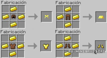 Скачать Girl Armor для Minecraft 1.12