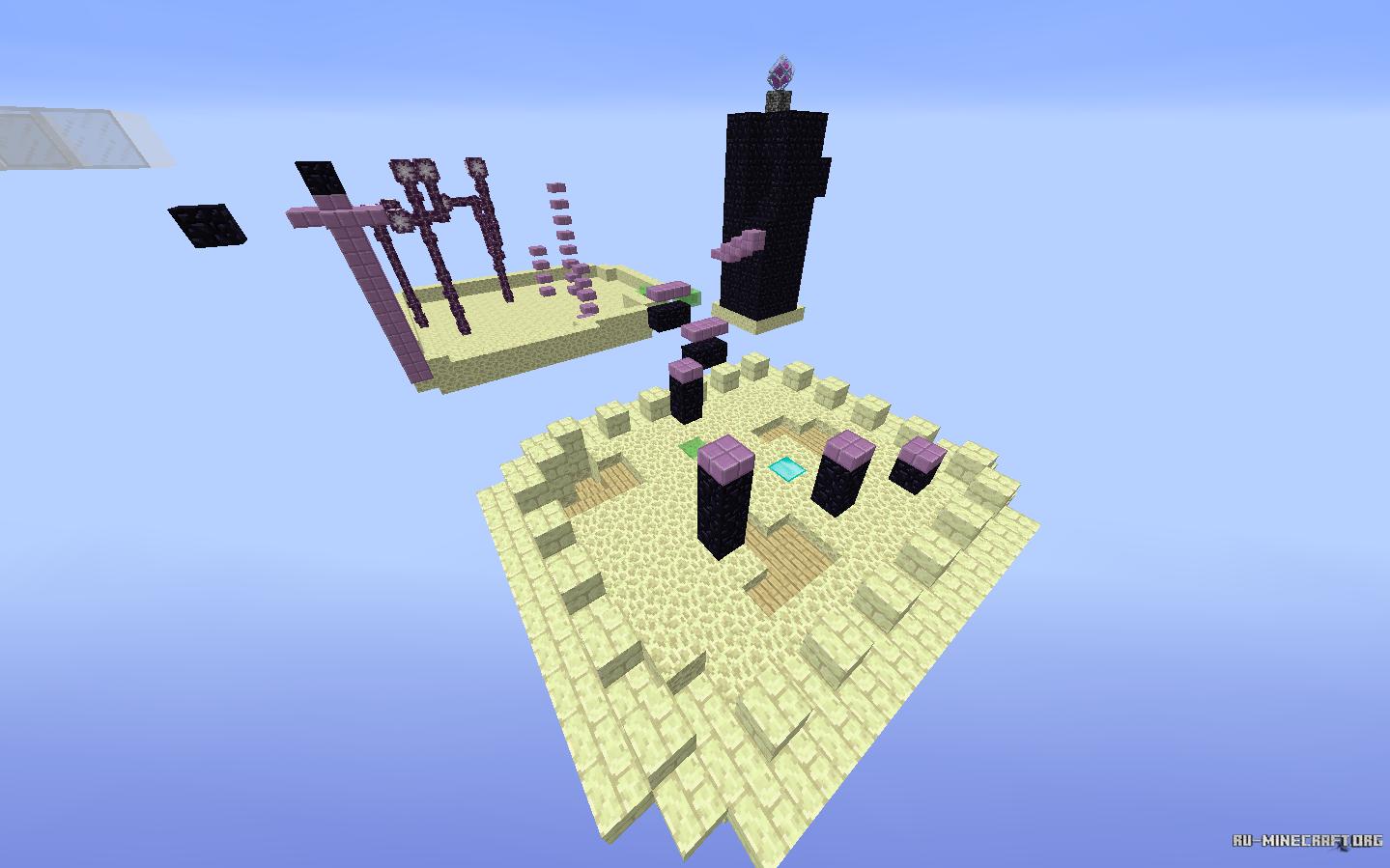 карты для майнкрафт версии 1.12.2 острова #8