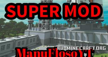 Скачать Random Super для Minecraft 1.13