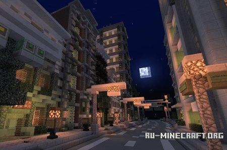 Скачать Energy Shaders для Minecraft PE 1.8