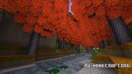 Скачать YAMATO для Minecraft PE 1.8