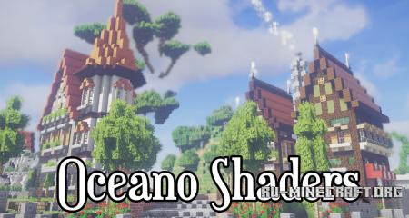 Скачать Oceano Shaders для Minecraft 1.12.2