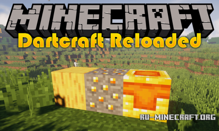 Скачать Dartcraft Reloaded для Minecraft 1.12.2