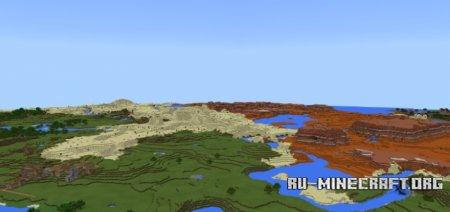 Скачать Fog Remover Shader для Minecraft PE 1.8