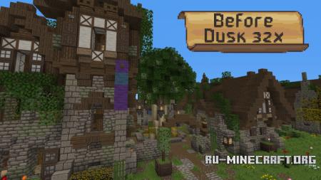 Скачать Before Dusk для Minecraft 1.13