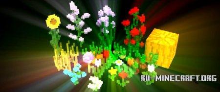 Скачать 3D Seasons для Minecraft 1.13