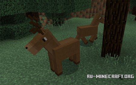 Скачать ZooCraft для Minecraft PE 1.8
