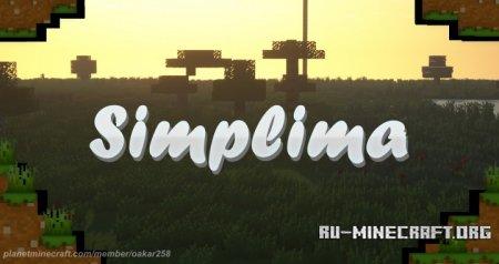 Скачать Simplima [16x] для Minecraft 1.13