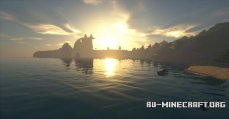 Скачать Futura Renewed [512x] для Minecraft 1.13