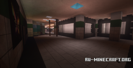 Скачать Battlefield 4 - Operation Metro для Minecraft