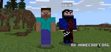 Скачать NPC Addon для Minecraft PE 1.6