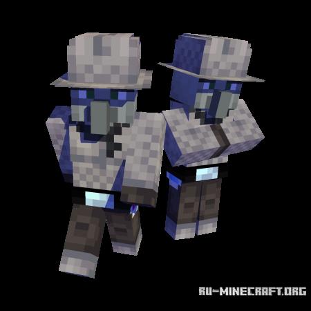 Скачать Guard Illagers для Minecraft 1.13