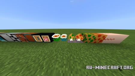 Скачать Super Mario [32x32] для Minecraft PE 1.9