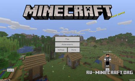 Скачать Java 1.14 Panorama для Minecraft PE 1.10