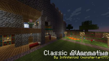 Скачать Classic Alternative для Minecraft 1.13