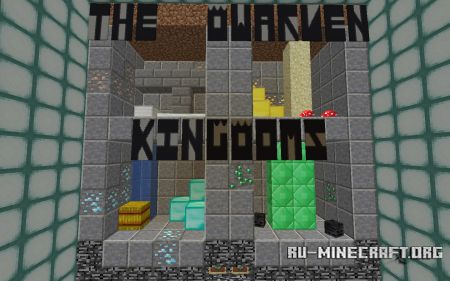 Скачать The Dwarven Kingdoms: Part 1 для Minecraft