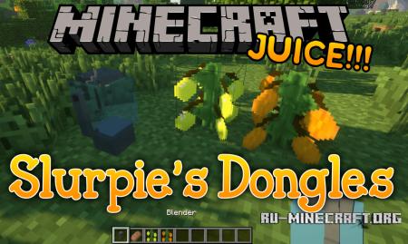 Скачать Slurpie's Dongles для Minecraft 1.13.2
