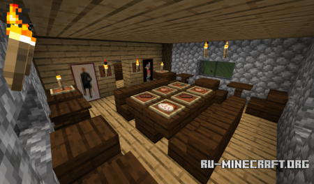 Скачать The Royal Inn для Minecraft