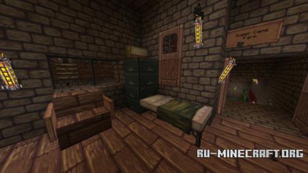 Скачать Unnatural State [64x] для Minecraft 1.13