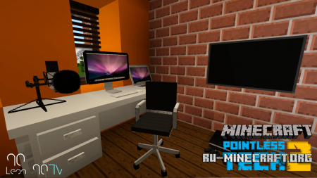 Скачать Pointless Tech 2 для Minecraft 1.12.2